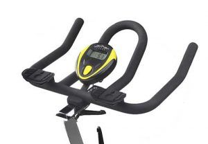 consola halley fitness icv20