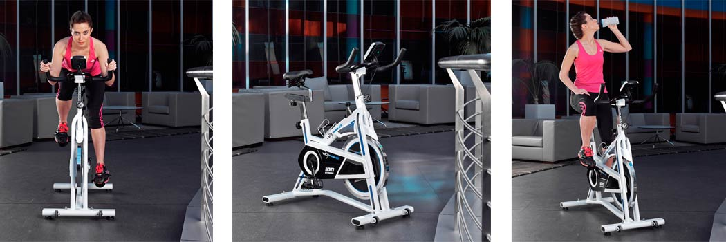 Chica bici Ion Fitness Velopro